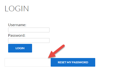 Your PLR Makeover Members reset password box image